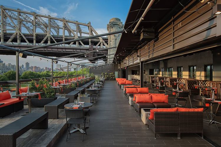 808 Ravel Hotel In Queens Nyc Party Rooftop The Gest New York City